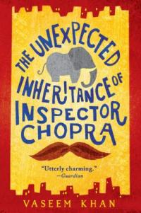 cover: the unexpected inheritance of inspector chopra