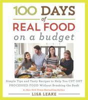 100 Days of Real Food jacket