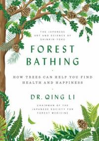 Forest Bathing book jacket