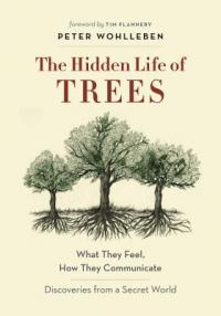 The Hidden Life of Trees book jacket