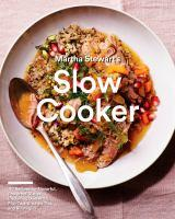 Martha Stewart's Slow cooker jacket