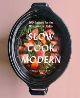 Slow Cook Modern jacket
