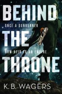 Cover: Behind the Throne