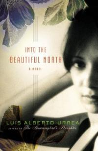 "Cover of ""Into the Beautiful North,"" available from DPL."
