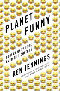 cover: planet funny