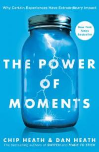 cover: The Power of Moments