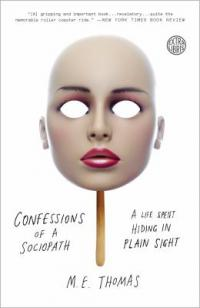 cover: confessions of a sociopath