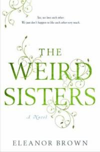 cover: weird sisters
