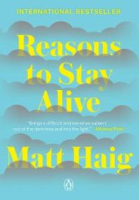 cover: reasons to stay alive