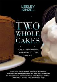 cover: two whole cakes