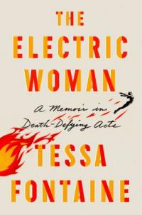 cover: the electric woman
