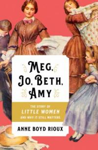 cover: meg, jo, beth and amy