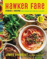 "Cover of the book ""Hawker Fare,"" available from DPL."