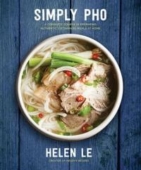 "Cover of the book ""Simply Pho,"" available from DPL."