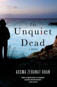 cover: the unquiet dead
