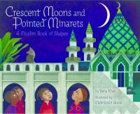 "Cover of the book ""Crescent Moons and Pointed Minarets,"" available at DPL."