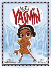 "Cover of the book ""Meet Yasmin,"" available at DPL"