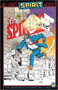 The Spirit Cover