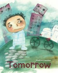 "Cover of the book ""Tomorrow,"" available from DPL."