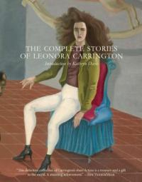 cover: stories of leonora carrington