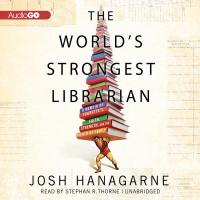 cover: world's strongest librarian