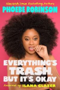 cover: everything's trash, but its ok