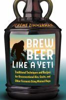 Brew Beer Like a Yeti jacket
