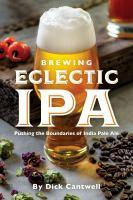 Brewing Eclectic IPA jacket