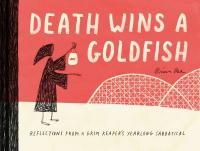 cover: death wins a goldfish
