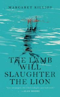 cover: the lamb will slaughter the lion