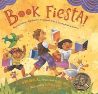 "Cover of the book ""Book Fiesta,"" available from DPL."