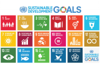 Sustainable Development Goals by the United Nations