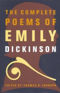 cover: complete poems of emily dickinson