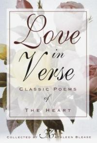cover: love in verse