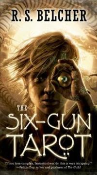Cover image of Six Gun Tarot by R.S. Belcher