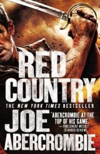 Cover Image of Red Country by Joe Abercrombie
