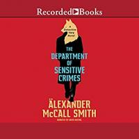 Dept of Sensitive Crimes cover