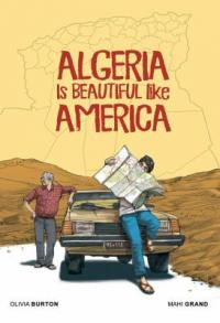 cover: algeria is beautiful like america
