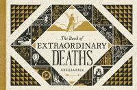 cover: the book of extraordinary deaths