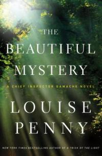 cover: the beautiful mystery