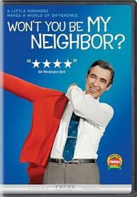 Won't You Be My Neighbor DVD cover