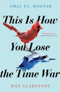 cover: this is how you lose the time war