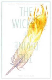 cover: the wicked & the divine
