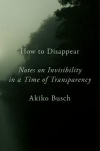 cover: how to disappear