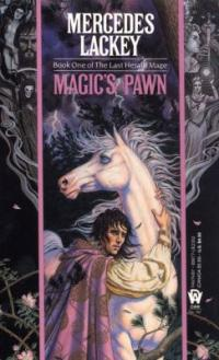cover: magic's pawn