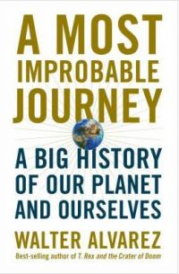 A most improbable journey book cover