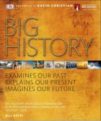 Big History book cover