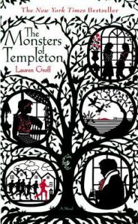 cover: the monsters of templeton