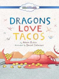 cover: dragons love tacos