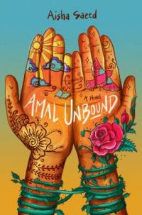 "Cover of ""Amal Unbound,"" available as an ebook from the Denver Public Library"
